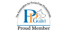 Proud member of the Pet Professionals Guild